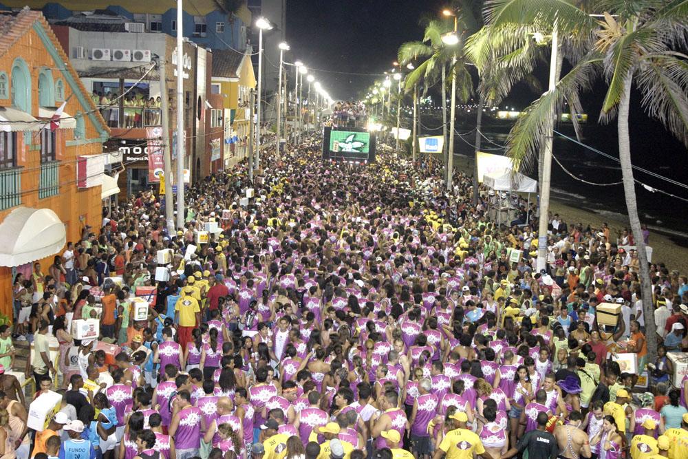 Carnaval de Bahía, el más grande del mundo