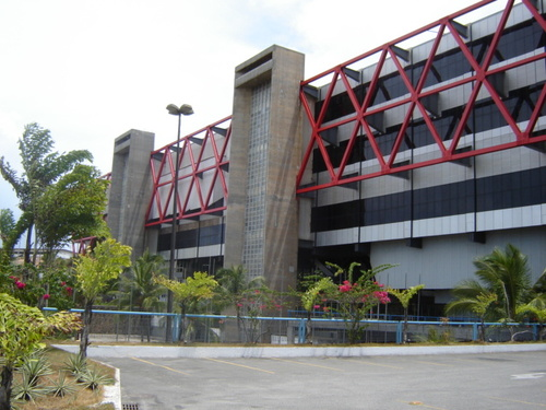 Centro Convenciones de Bahía