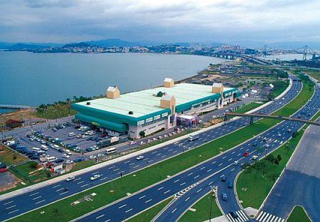 CentroSul, Centro de Convenciones de Florianópolis