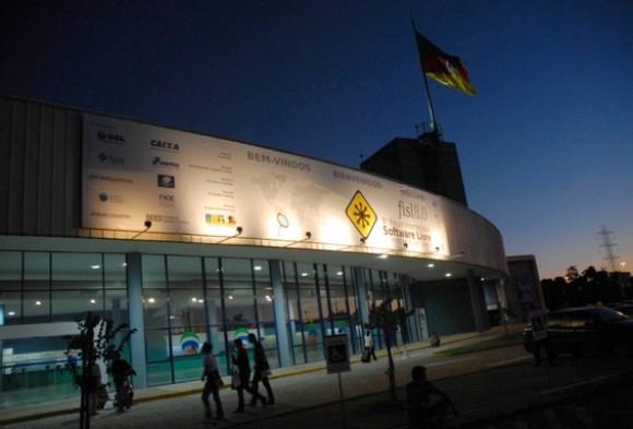 Centro de Eventos FIERGS en Porto Alegre