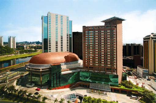 Centros de Convenciones en Brasil: WTC San Pablo
