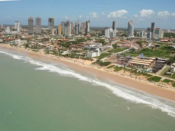 Ciudad de Natal en Brasil