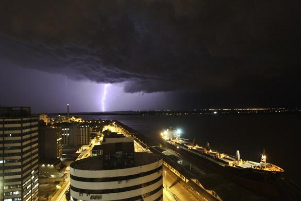 Lluvias en Porto Alegre