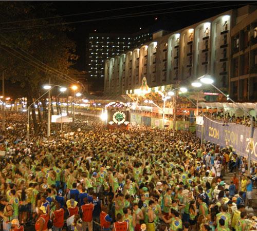 Festividades de Salvador de Bahía
