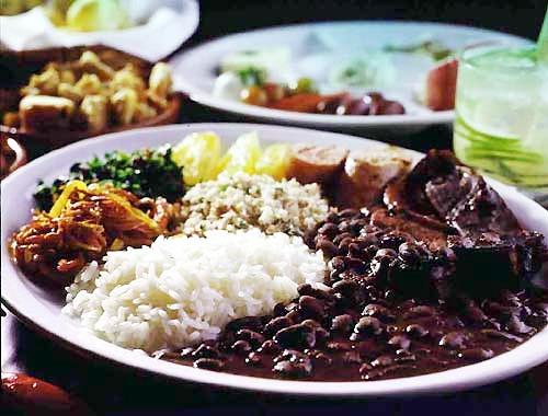 Comida típica de brasil un poco de historia