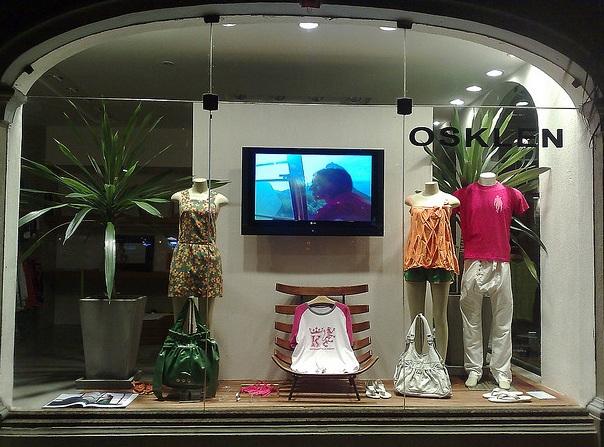 Tiendas de moda en Buzios