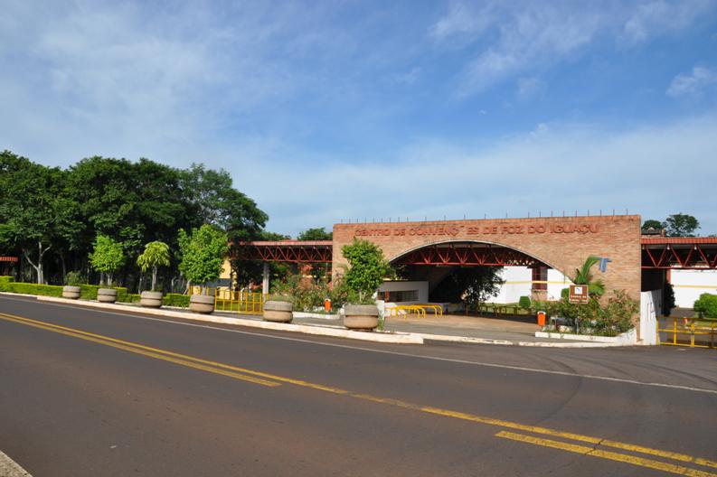 Centro de Convenciones de Foz de Iguazú