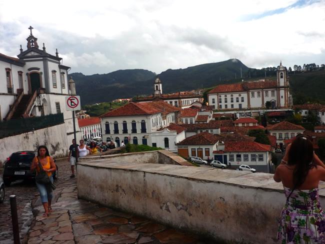 El clima en Ouro Preto