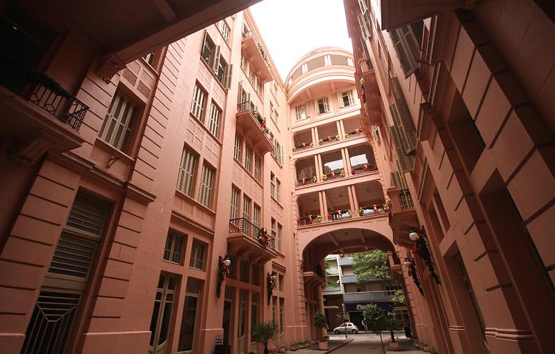 Casa Mario Quintana en Porto Alegre