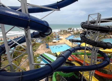 Diez destinos recomendados para viajes en familia a Brasil: Fortaleza