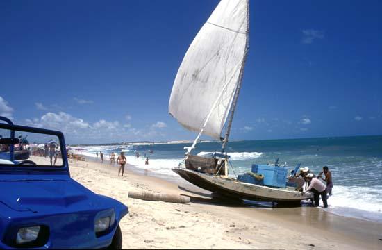 Diez destinos recomendados para viajes en familia a Brasil: Natal