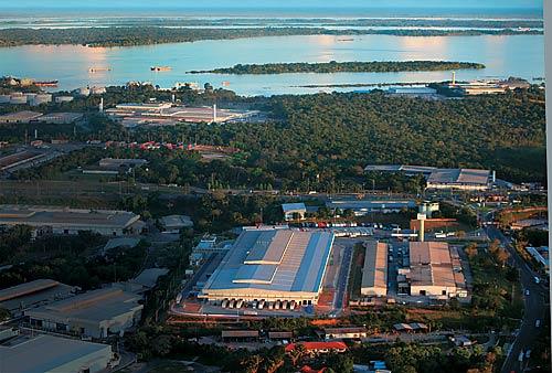 Destinos de negocios en Brasil: Manaus