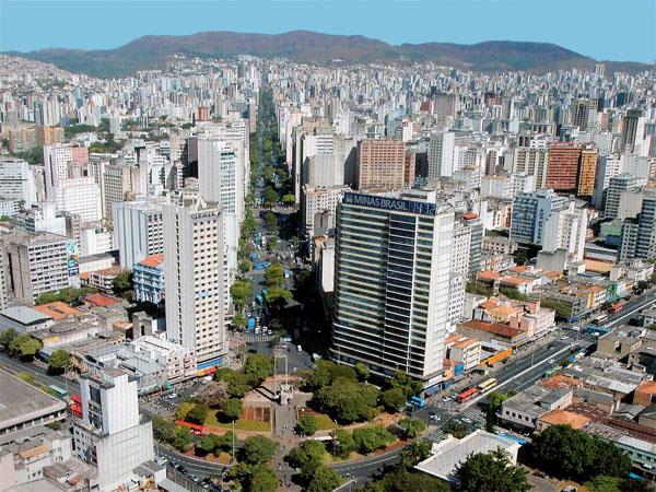 Destinos de negocios en Brasil: Belo Horizonte