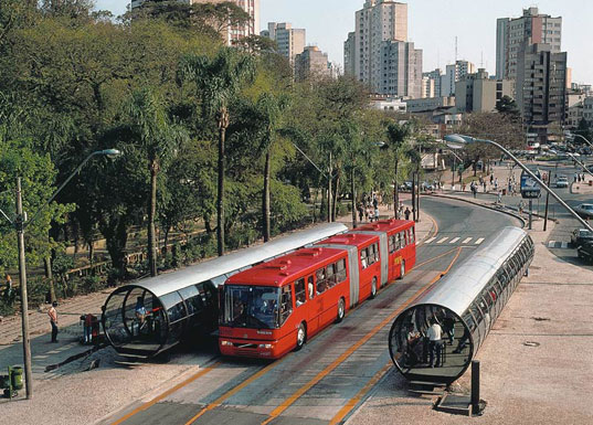 Destinos de negocios en Brasil: Curitiba