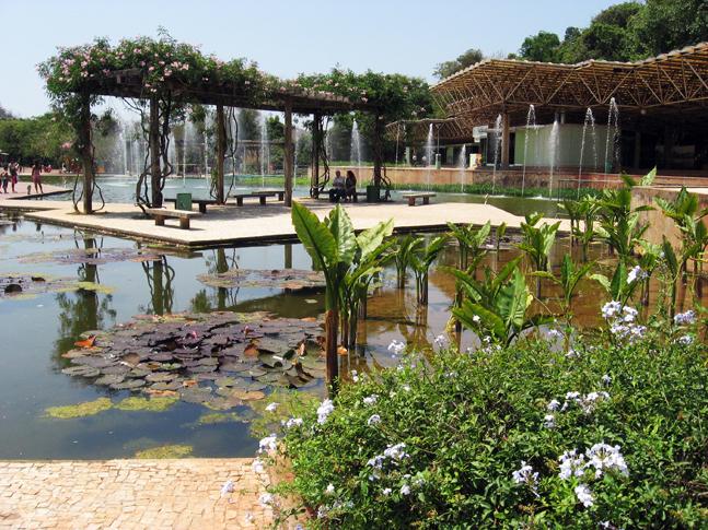 Diez sitios tur sticos de belo horizonte for Decoracion de parques