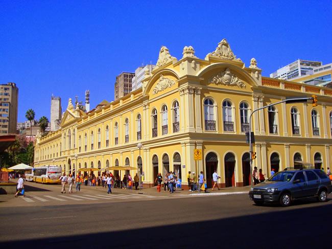Mercado Central de Porto Alegre