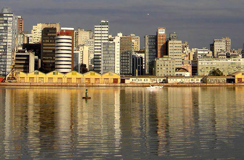 Sitios turísticos en Porto Alegre