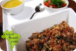 Diferentes tipos de carne de Brasil