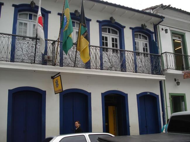 Dinero y presupuesto en Ouro Preto