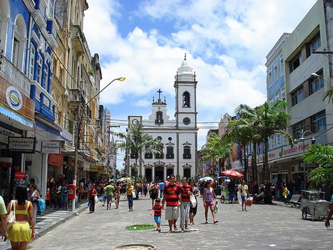 Dinero y presupuesto en Recife