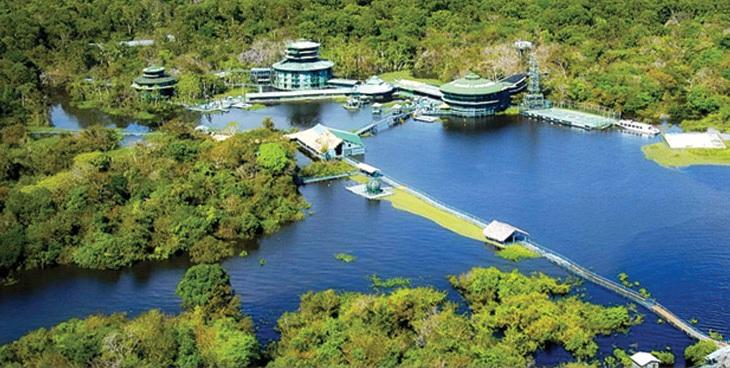 Eco Resorts familiares en la selva amazónica: Ariaú Amazon Towers