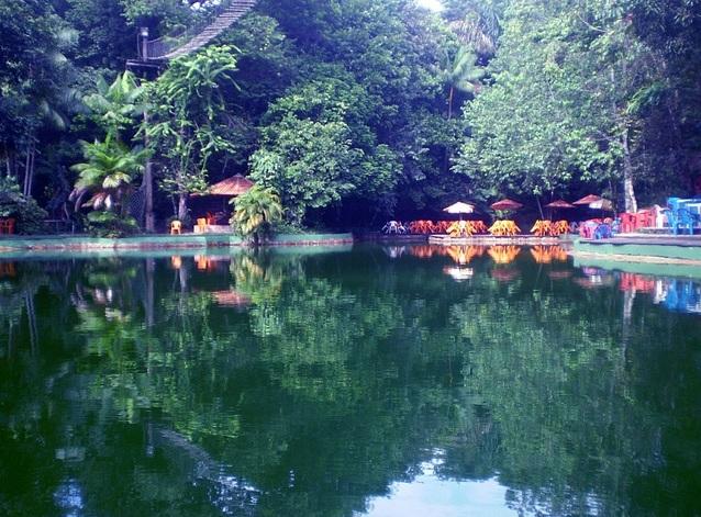 Eco Resorts familiares en la selva amazónica: Parque dos Igarapés