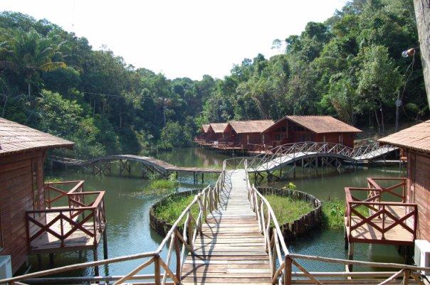 Eco Resorts familiares en la selva amazónica: Tawi Amazon resort