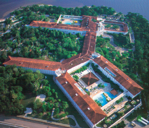 Eco Resorts familiares en la selva amazónica: Tropical Manaus