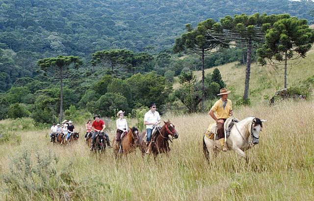 Actividades de ecoturismo en Canela