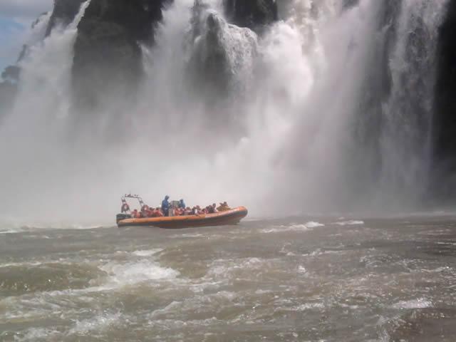 Ecoturismo en Iguazú