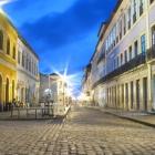 El centro histórico de San Luís de Maranhao