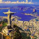 El Cerro Corcovado de Río de Janeiro
