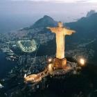 El maravilloso Cristo Redentor de Rio de Janeiro