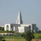 El impresionante Templo mormón de Campinas