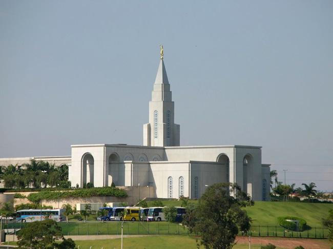 Una visita por el Templo de Campinas