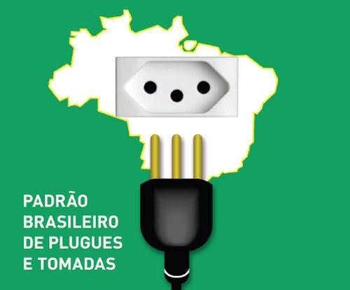 enchufes y voltaje en Brasil