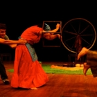 Espectáculo de teatro brasileño