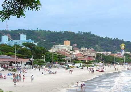 Playas brasileñas familiares: Bombinhas