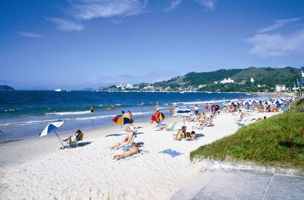 Playas brasileñas familiares: Florianópolis