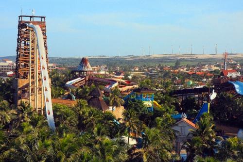 Playas brasileñas familiares: Porto das Dunas