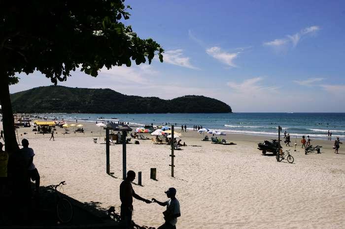 Playas brasileñas familiares: Sao Sebastiao