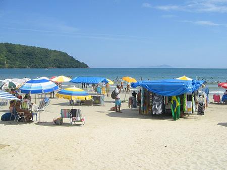 Playas brasileñas familiares: Ubatuba