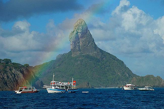 Fernando de Noronha un paraíso para el turista