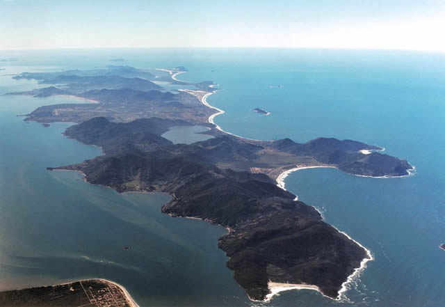 Fotos de Florianópolis: vista aérea
