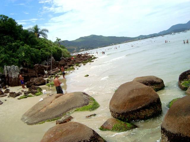 Fotos de Florianópolis: Ponta das Canas