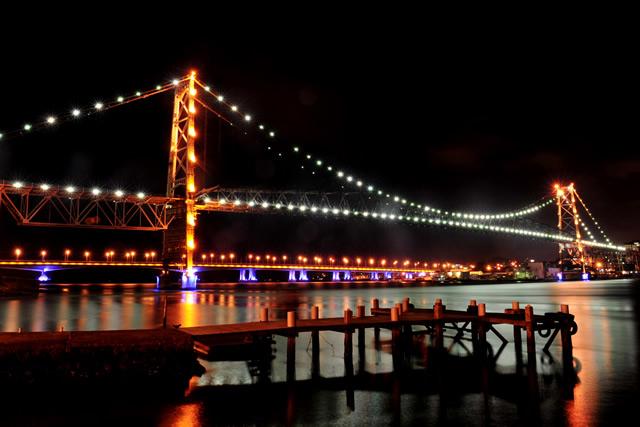 Fotos de Florianópolis: Puente Hercilio Luz
