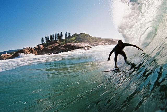 Fotos de Florianópolis: Surf en Jurere
