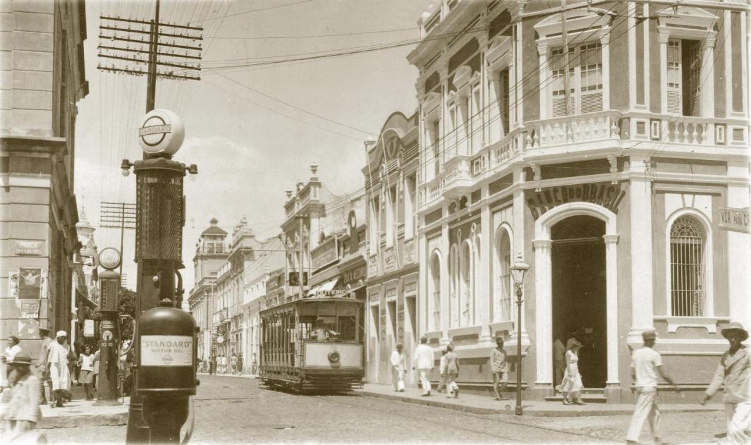 Foto Antigua de Fortaleza