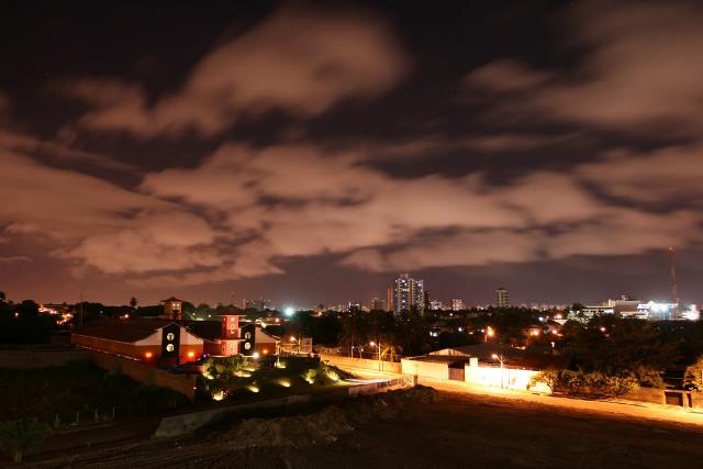 Seguridad en la noche de Fortaleza
