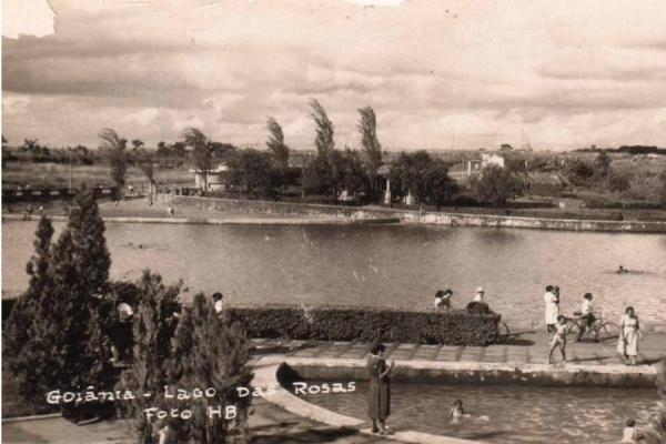 Historia de Goiania, fundación en 1933